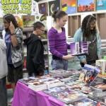 Book Fair at Idyllwild School