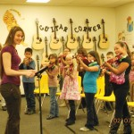 Fostering community through musical ensembles