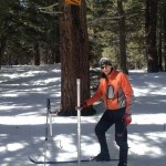 Survey in high country shows more snow than last year