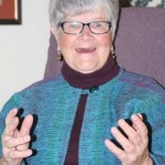Esther Kennedy, Spirit Mountain Retreat director, leaving