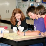 Idyllwild Middle School students learn philanthropy