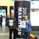 Dean finishes Boston Marathon: Mark and Margie are both safe