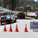 Highway 243 closed on Thursday; GSOB trees down
