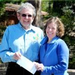 Rotary donates $5,000 to Idyllwild School scholarship fund