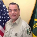 Arturo Delgado, new San Jacinto District Ranger. Photo courtesy of U.S. Forest Service
