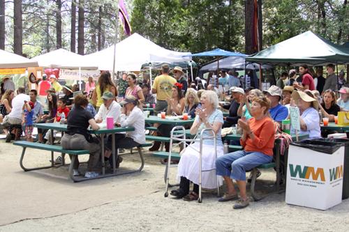 The 2012 Earth Fair. File photo