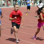 Idyllwild School track team competes in Hemet