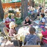 Idyllwild Garden Club's annual Lilac Walk & Tea