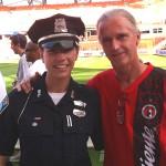 Mark Dean recalls his Boston Marathon experience: A promise to a first responder