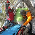 Climber reflects on rescue and cause