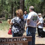 Hamilton leads hikes during Wildflower Festival