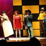 "PHOTOS: ""Clue"" is a hit"