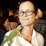 Diana Wagman next at authors series