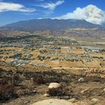 Fire burns 2,000 acres north of Banning