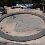 Work begins on new water storage tank