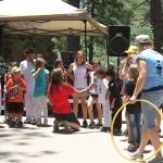 PHOTOS: Idyllwild celebrates playground's first birthday