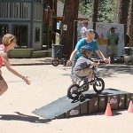 Hub Cyclery's first Bike Rodeo