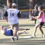 Town Hall adult coed softball season continues