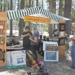First ever second Saturday Art Fair