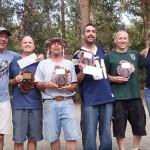 Lewis and McDonald win Legion's horseshoe tournament