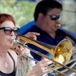 2014 Jazz in the Pines performances