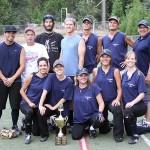 Creekstone Inn softball champs