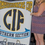 Girls top southern CIF
