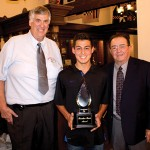 Cruz wins inaugural golf trophy