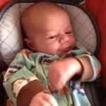 Birth Announcement: Finley Santer Wilson