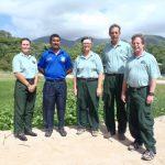 Local fire expert teaches Vanuatu islanders