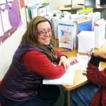 School trustees honor Sue Coffer
