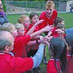 All hands futbol