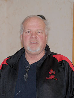 Richard Mozeleski, Town Hall sports coordinator. Photo by J.P. Crumrine