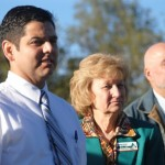 Cong. Ruiz visits Idyllwild and meets with Fire Safe Council