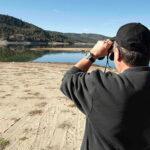 Bald eagle counters see two at Lake Hemet