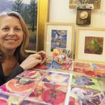 SmARTS founder an inspiration to young artists