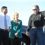 Congressman Ruiz meets Fire Safe Council