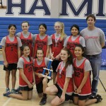 Sports: Middle School Basketball and Adult Volleyball
