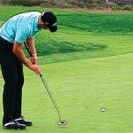 Steele 39th at Quicken Loans; plays Barracuda this week