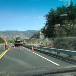 Emergency service group  discusses road repairs