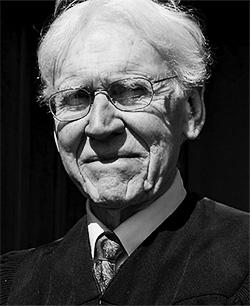 Justice William A. Masterson