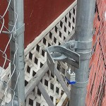Attempted burglary at Swiss Fondue House