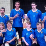 Sports: Town Hall Kids Basketball, Adult Coed Volleyball