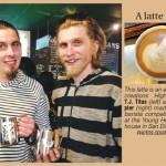 A latte talent
