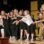 Idyllwild School goes back in time