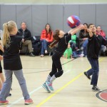 Sports: Youth Volleyball, Track