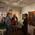 Photo: Sizzling Summer Gallery Tour