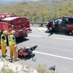Fatality on Highway 74