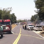Cranston Fire held to three acres