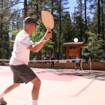 Pickleball comes to the Hill